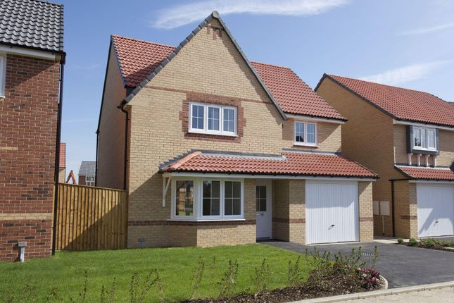"Thumbnail Detached house for sale in ""Kennington"" at Bruntcliffe Road, Morley, Leeds"