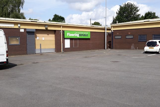 Kingswood Close Industrial Estate, Coventry CV6