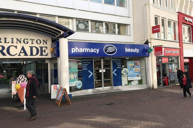 Thumbnail Retail premises to let in 72 Old Christchurch Road, Bournemouth, Dorset
