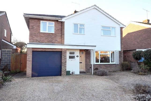 Thumbnail Detached house for sale in Lees Close, Maidenhead, Berkshire