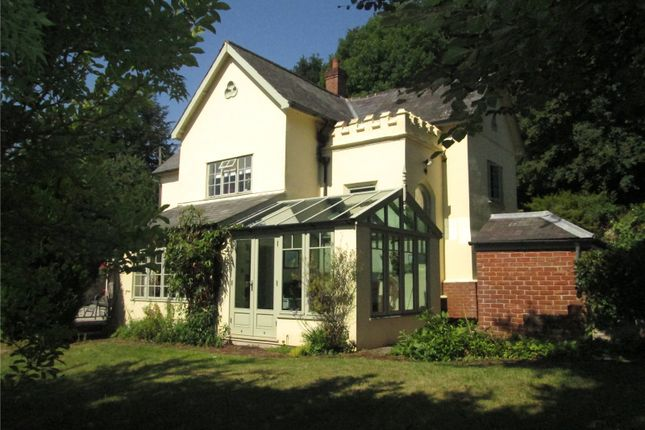 Thumbnail Detached house for sale in Pontshill, Ross-On-Wye, Herefordshire