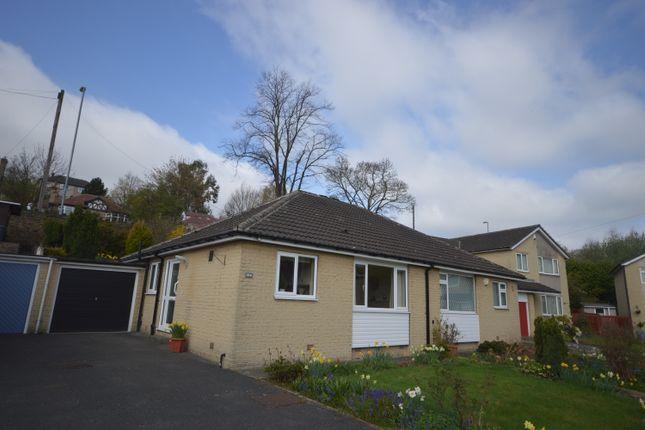 Thumbnail Semi-detached bungalow for sale in Fenay Lea Drive, Waterloo, Huddersfield
