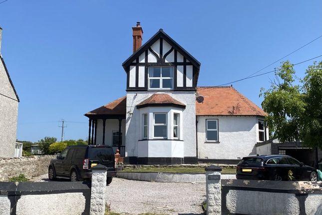 Thumbnail Detached house for sale in Y Garth, Llanerchymedd