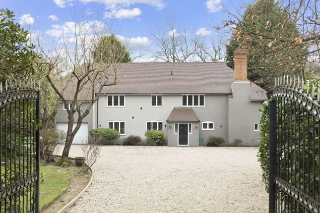 Thumbnail Detached house to rent in Seven Hills Road, Cobham