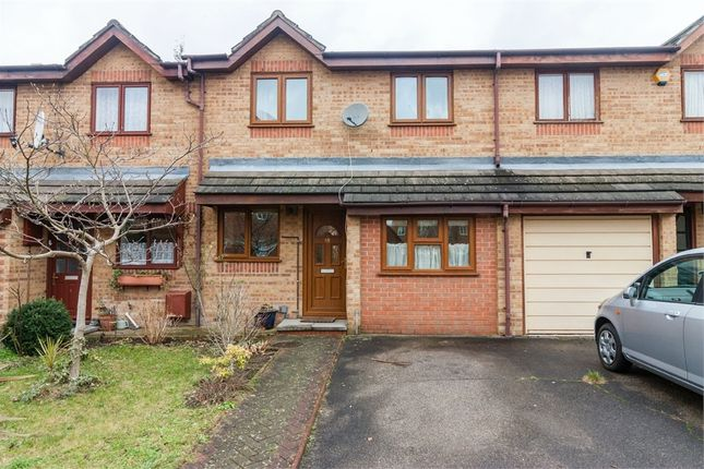 Thumbnail Terraced house for sale in Brindley Close, Wembley