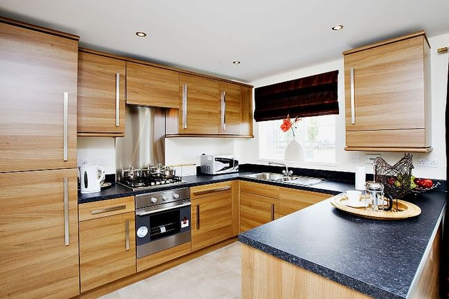 """Thumbnail Semi-detached house for sale in """"The Croft """" at St. Georges Quay, Lancaster"""