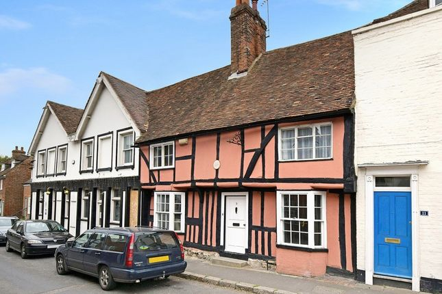 Thumbnail Terraced house for sale in High Street, Charing, Ashford