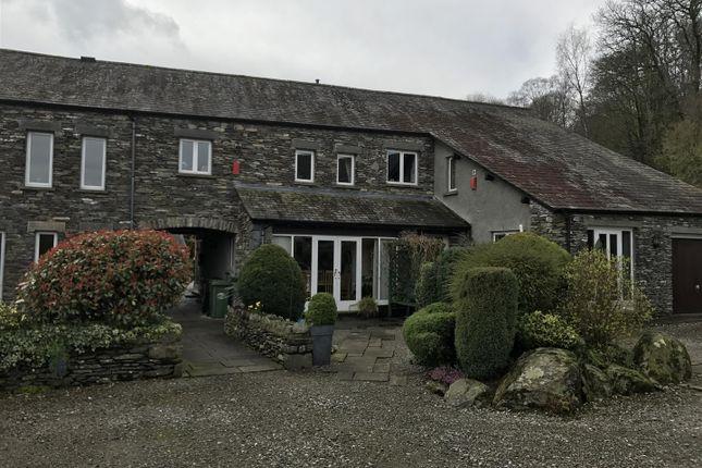 Thumbnail Terraced house for sale in Cartmel Fell, Grange-Over-Sands