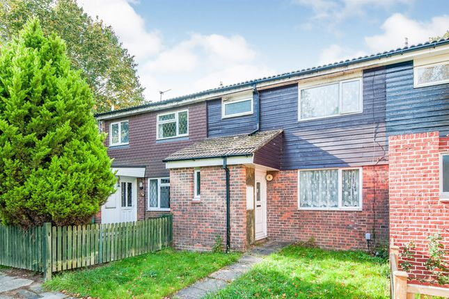 Terraced house for sale in Kingsley Road, Crawley