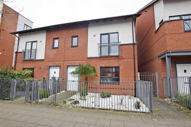 Thumbnail Semi-detached house for sale in The Boulevard, West Didsbury, Manchester, Greater Manchester