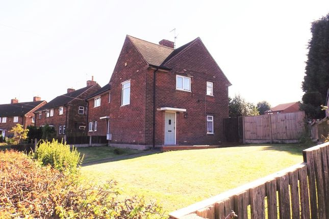 Thumbnail Semi-detached house to rent in Princess Avenue, South Normanton, Alfreton