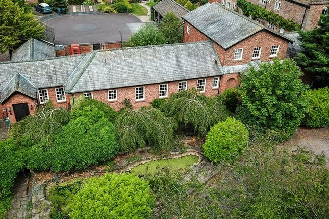 Thumbnail Detached house for sale in Carr Moss Lane, Halsall, Ormskirk