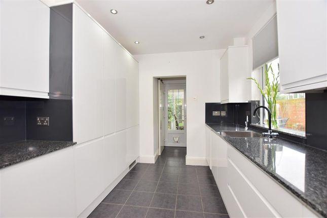 Kitchen of St. Leonards Road, Hythe, Kent CT21
