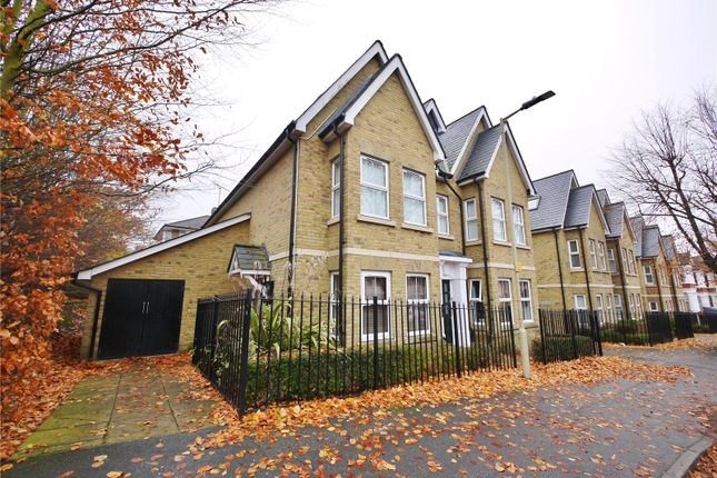 Thumbnail Flat for sale in Lions Row, Avenue Road, Brentwood, Essex