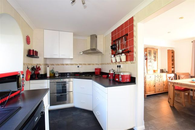 Thumbnail Semi-detached house for sale in Newmarket Way, Hornchurch, Essex