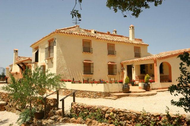 6 bed country house for sale in Spain, Málaga, Villanueva Del Rosario