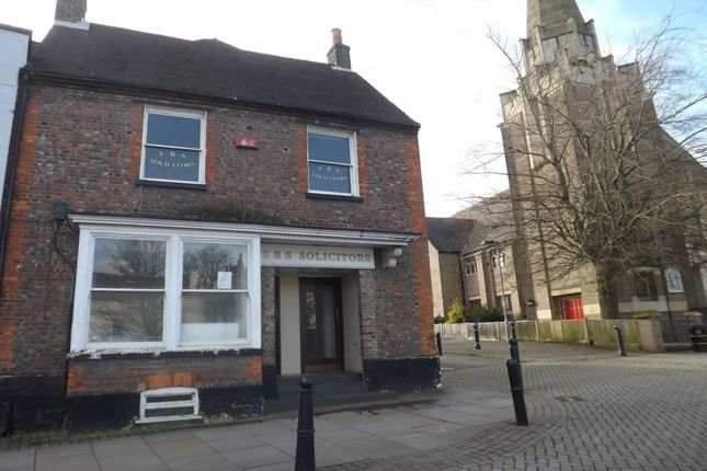 Thumbnail Property for sale in High Street South, Dunstable
