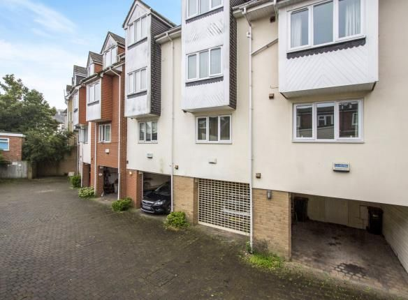 Thumbnail Terraced house for sale in Westbourne, Bournemouth, Dorset