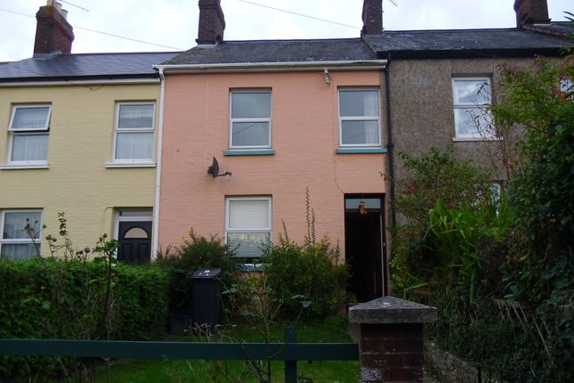 2 bed terraced house to rent in Elm Terrace, Honiton, Devon EX14
