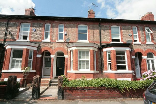 Thumbnail Terraced house to rent in Oldfield Road, Sale
