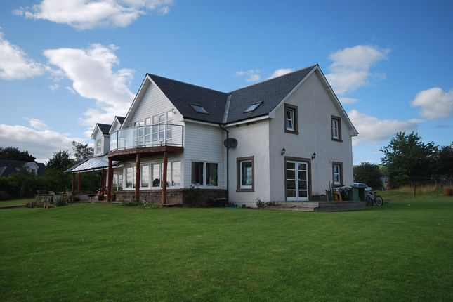 Thumbnail Detached house for sale in New Fowlis, Crieff