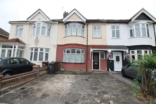 Thumbnail Terraced house for sale in Willow Road, Chadwell Heath, Essex