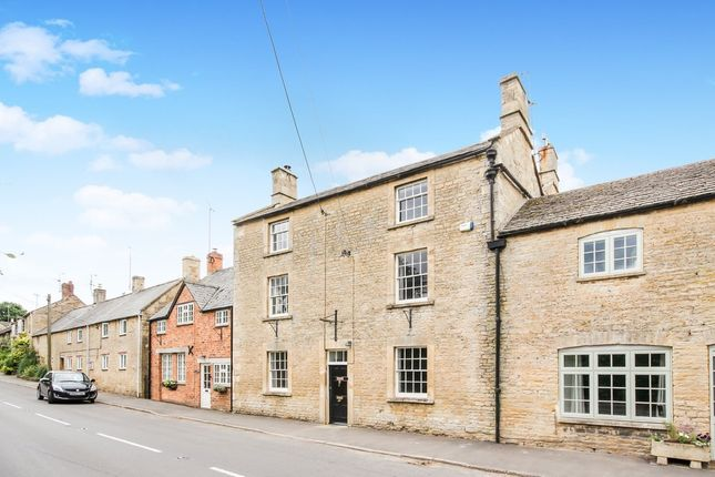 Thumbnail Terraced house for sale in Main Road, Bledington, Chipping Norton