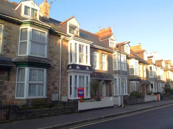 3 bed terraced house for sale in Penzance, Cornwall