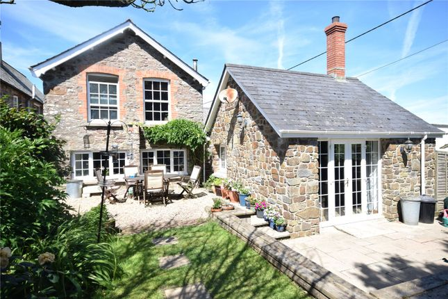 Thumbnail Detached house for sale in St. Giles, Torrington