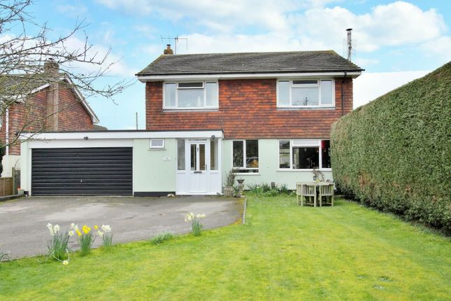 Thumbnail Detached house for sale in School Close, Vernham Dean