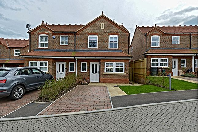 Thumbnail Semi-detached house for sale in Baulk Close, Harpenden