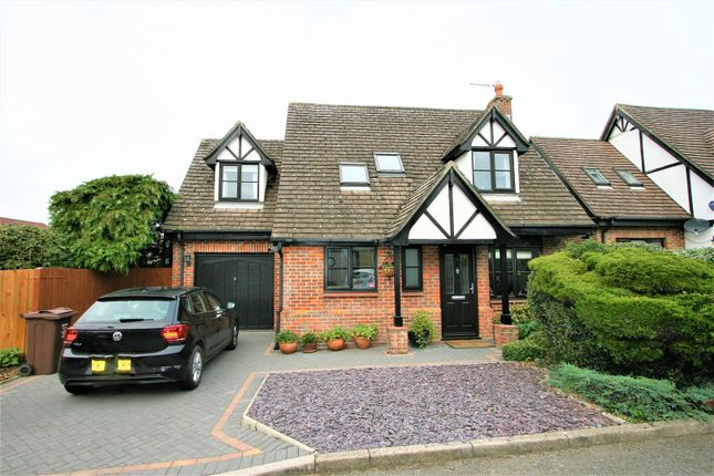 Thumbnail Detached house for sale in Turnberry Drive, Bricket Wood, St. Albans