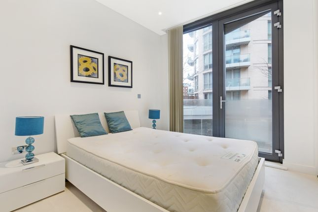 Bedroom of Millennium House, Putney Plaza, London SW15