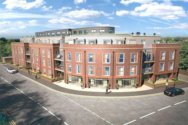 Thumbnail Flat for sale in The Landmark, 30 Queens Road, Weybridge