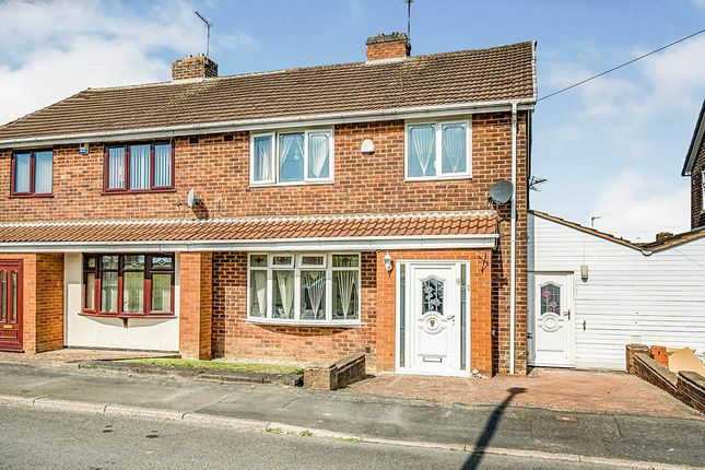 3 bed semi-detached house for sale in Bramble Green, Dudley, West Midlands DY1