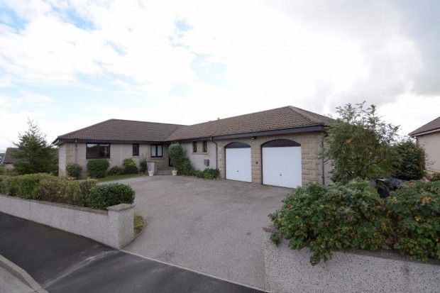 Thumbnail Bungalow for sale in Doocot Park, Banff, Aberdeenshire United Kingdom
