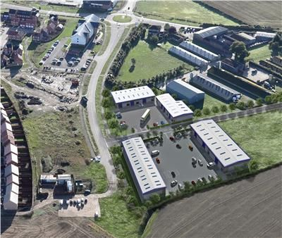 Thumbnail Light industrial to let in Unit 7 Marrtree Business Park, Thirsk