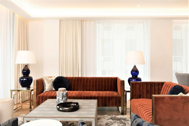 Thumbnail Flat for sale in Belvedere Road, Southbank Place, Waterloo, London