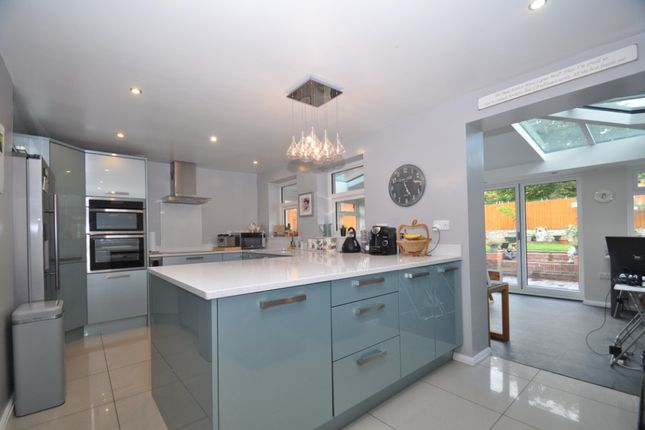 Thumbnail Detached house for sale in Constance Avenue, Trentham, Stoke-On-Trent