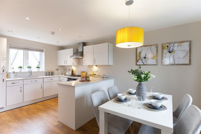 "3 bedroom detached house for sale in ""The Clayton Corner"" at Tanners Road, Bodmin"