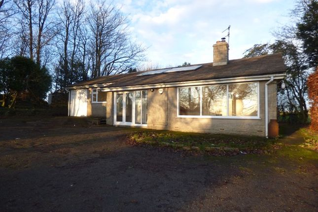 Thumbnail Bungalow to rent in Chesterfield Road, Tideswell, Derbyshire