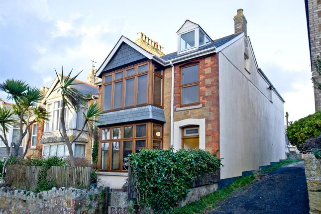 Thumbnail Town house for sale in Marcus Hill, Newquay