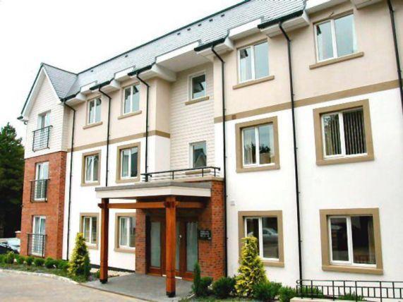 Thumbnail Flat to rent in Slieau Rhee, Union Mills