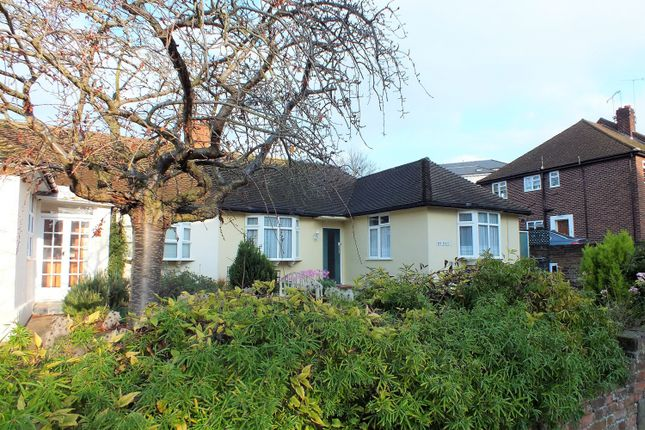 Thumbnail Bungalow to rent in Church Hill Road, Surbiton