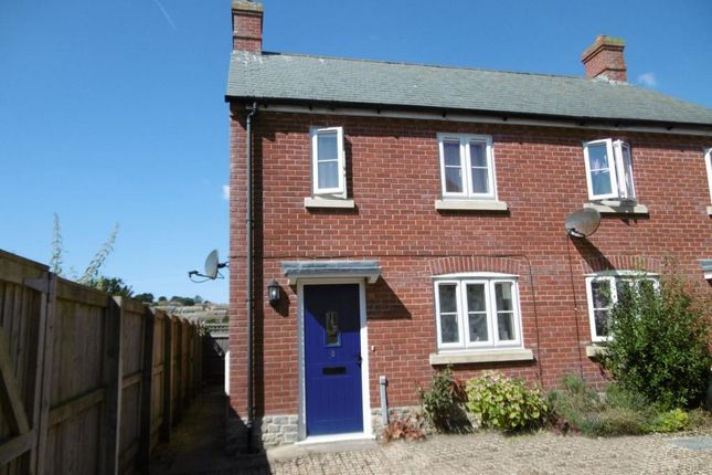 2 bed end terrace house for sale in Hamilton Place, South Street, Bridport, Dorset