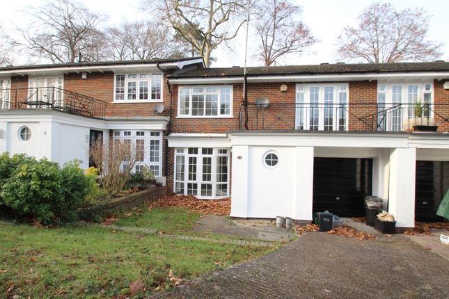 Thumbnail Terraced house to rent in Merewood Close, Bickley, Bromley