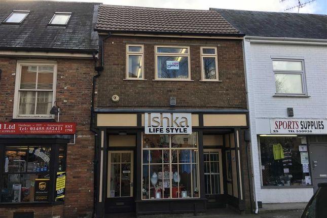 Thumbnail Retail premises to let in 23, Church Street, Lutterworth, Leics