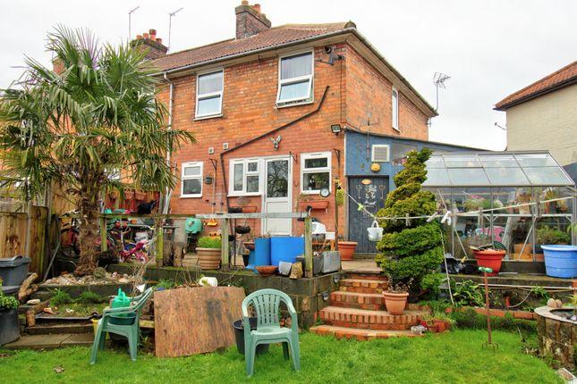 Thumbnail End terrace house for sale in Farmer Road, Small Heath, Birmingham