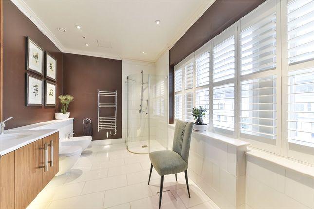 Bathroom of Upper Phillimore Gardens, Kensington, London W8