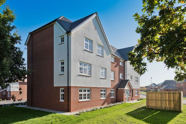 Thumbnail Flat for sale in Lancaster Crescent, Hartford, Nortwich